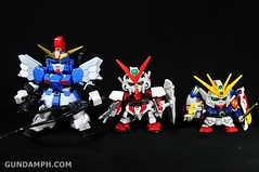 SDGO Sandrock Custom Unboxing & Review - SD Gundam Online Capsule Fighter (44)