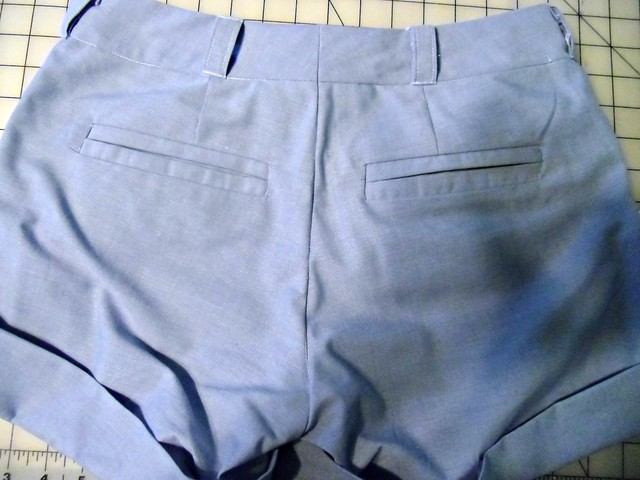 Thurlow Shorts - back