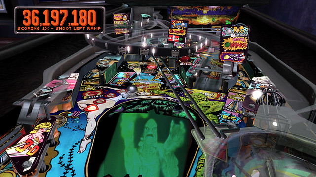 Image result for creature from the black lagoon pinball