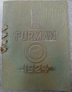 Cover - Furman Class of 1924
