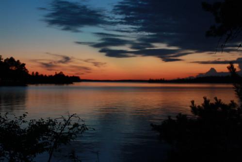 Dusk, Lake Vermilion