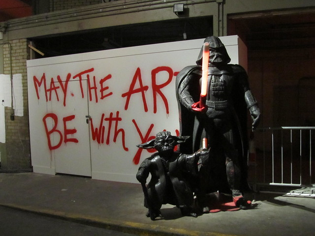 Rave Art: Mr Brainwash & David Guetta know how to party (2/6)