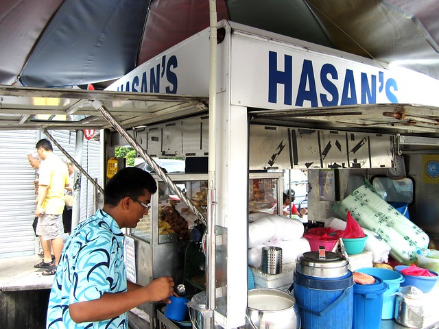 Hasan's 1