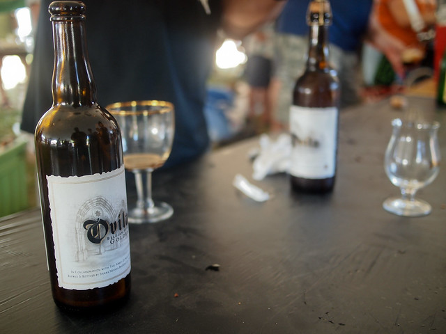Brewery Ommegang's Belgium Comes to Cooperstown '12