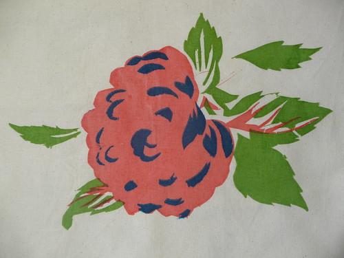 Floral Screen Print