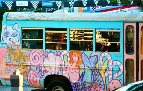 Is an Art Car a Mural on Wheels? by dyannaanfang