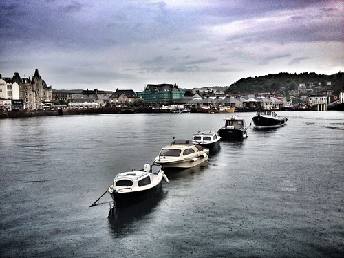 Day 227 of Project 365: O, Oban by cygnoir