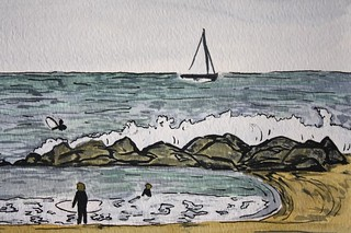 Surfers Detail