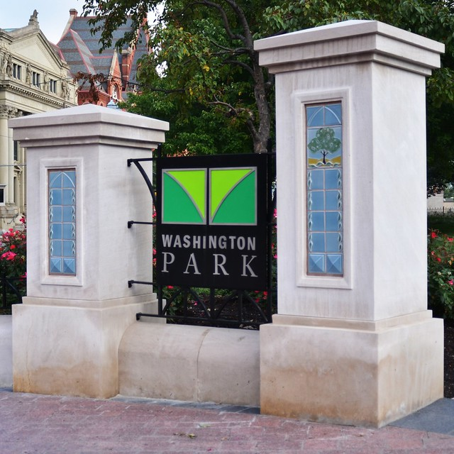Washington Park, South Gate