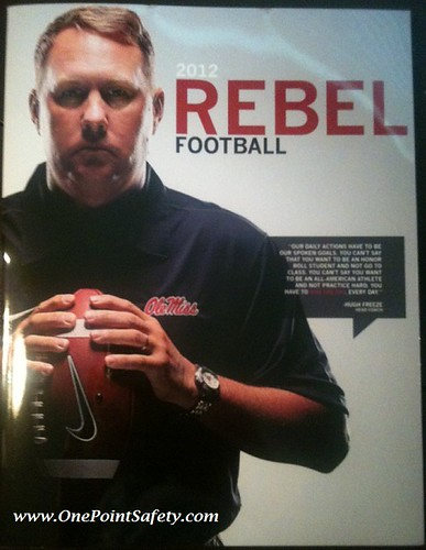 Ole Miss FB Media Guide - 2012