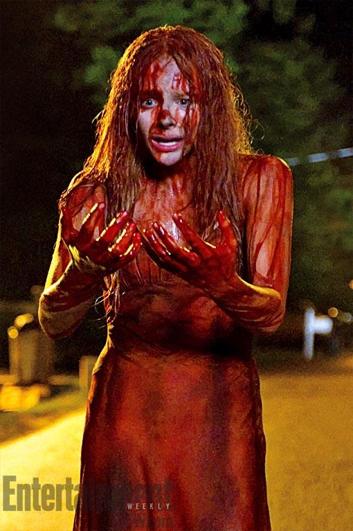 Imágenes del remake de Carrie