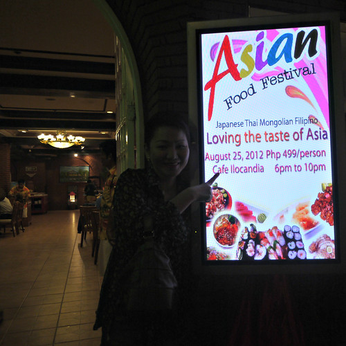 Cafe Ilocandia Asian Food Festival