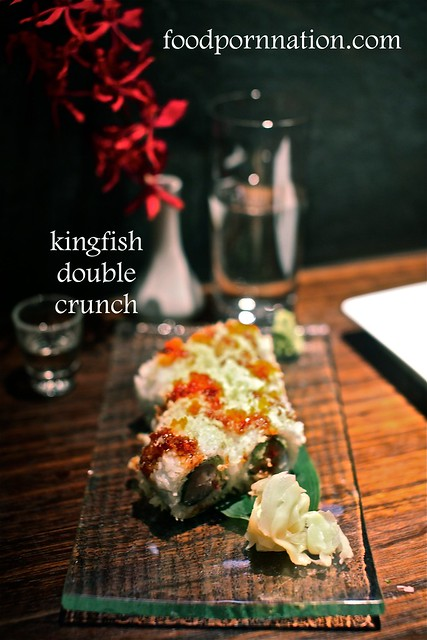 kingfish double crunch