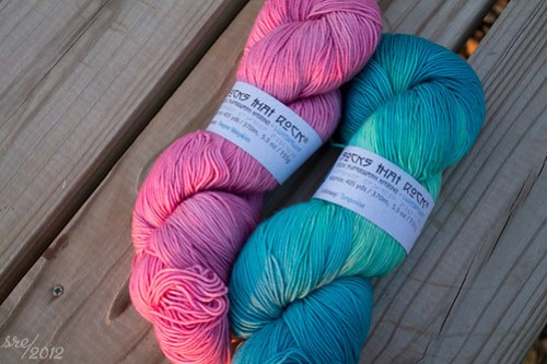 Birthday Yarn