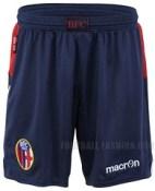 Bologna FC Macron 2012/13 Home, Away and Third Soccer Jerseys / Football Kits / Maglie