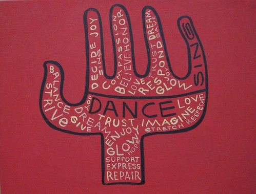 the hands. by denise carbonell