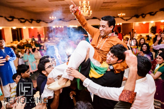 Yusra & Rahil's Mehndi | Fort Gordon Officer's Club | Atlanta Augusta Pakistani Indian Wedding Photographer