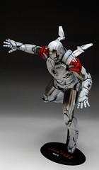 HT 1-6 Iron Man Mark IV (Hot Toys) Custom Paint Job by Zed22 (17)
