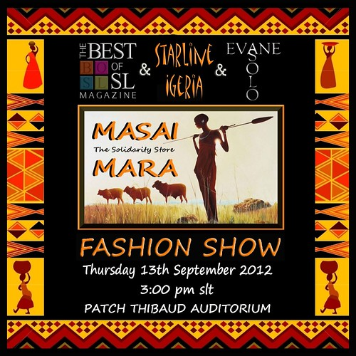 MASAI MARA Fashion Show