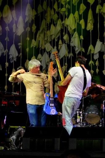 Lee Ranaldo Band @ Wolf Trap July 17, 2012