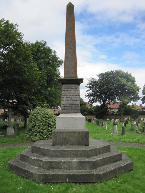 Memorial to William Short VC, Eston