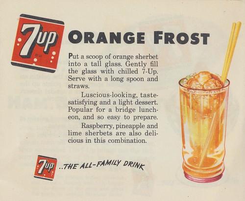 Orange Frost