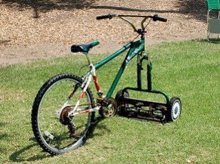lawnbike
