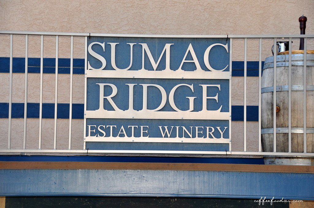 Sumac Ridge Estate Winery SUMMERLAND BC