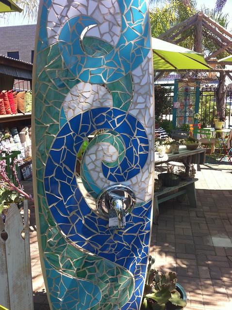 surfboard faucet