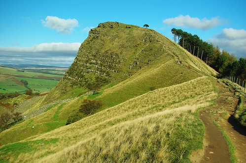 20111016-29_Back Tor on The Great Ridge (with Craigs Tree) above Edale by gary.hadden