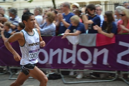 Maraton Olimpico Londres 2012