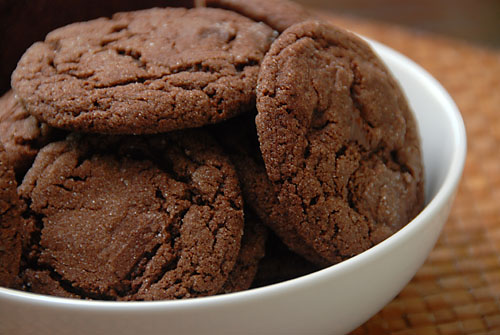Receta de Galletas de Chocolate