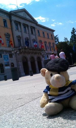 Hotel de Ville, Annecy