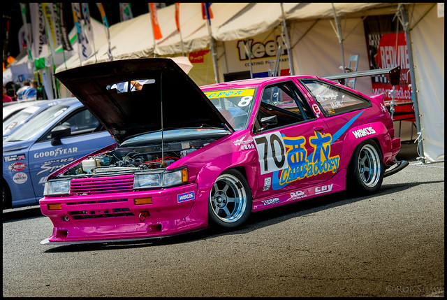 86 Car Factory Ai Fuji Style 2012