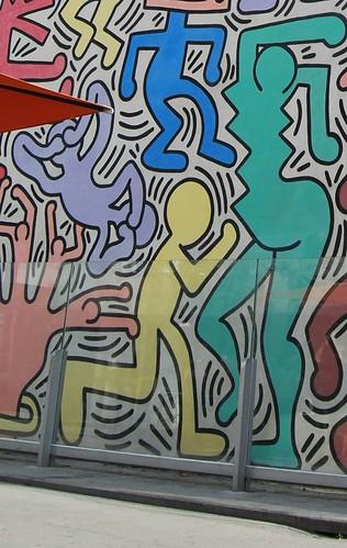 Murales Keith Haring