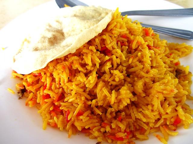 SriPelita nasi bryani