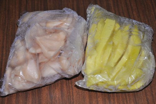 Chinese pickled santol and mangoes 2