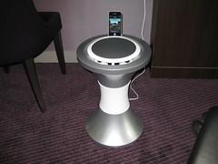 Nice iPod dock