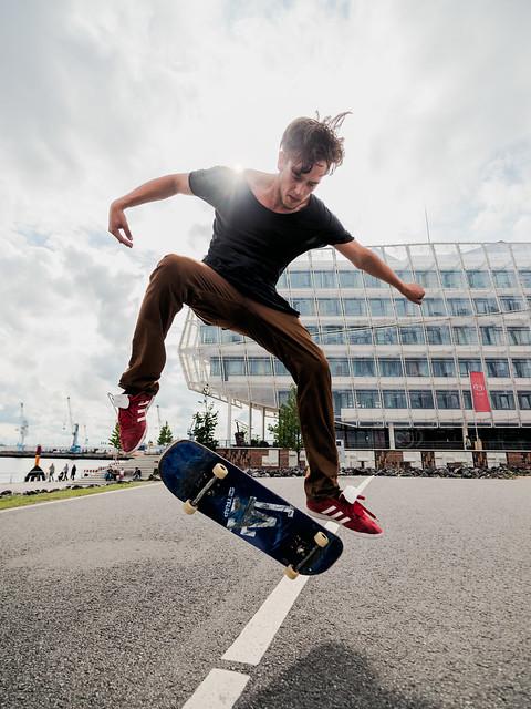 Skater 2, Hamburg, (a little bit HDR) - DSC_1288