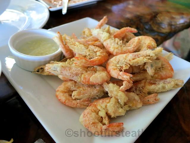 crispy shrimp P195