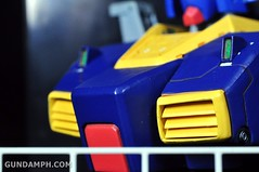Banpresto RX-178 Mk-II TITANS Head (Bust) Display (23)
