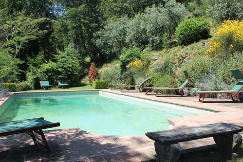 Villa Benvenuti Pool