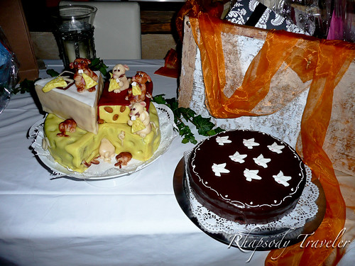 more yummy cakes!