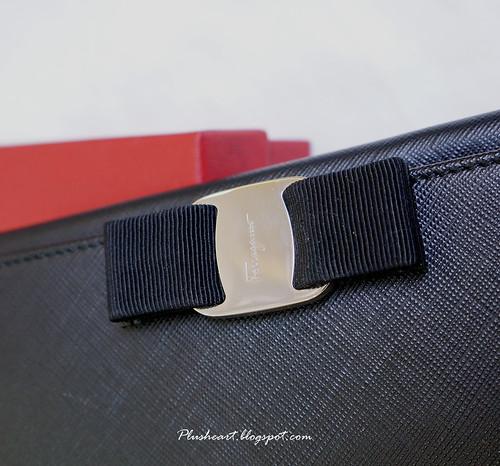 ▌那些年‧我認真買的包 ▌ Ferragamo黑蝴蝶 ‧ 希望妳是個粗勇姊