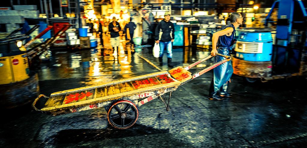 Tsukiji Cart