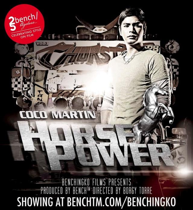 5 Benchingko HORSE POWER