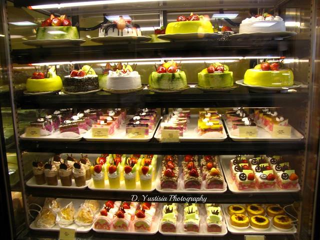 Chinatown bakery