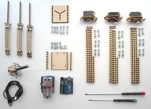 Bitbeambot Kit