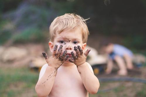"""The world is mud-luscious and puddle-wonderful.""   ~E. E. Cummings"