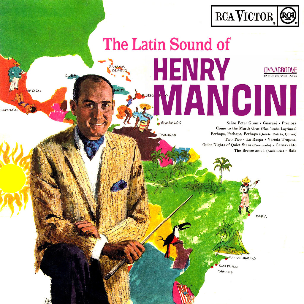 Henry Mancini - The Latin Sound of Henry Mancini